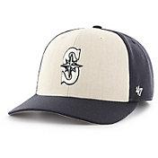 '47 Men's Seattle Mariners Inductor MVP Navy Adjustable Hat