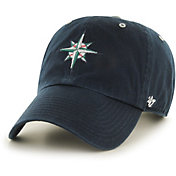 '47 Men's Seattle Mariners Clean Up Navy Adjustable Hat