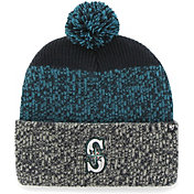 '47 Men's Seattle Mariners Static Navy Knit Hat