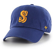 '47 Men's Seattle Mariners Clean Up Adjustable Hat