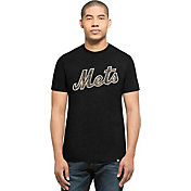 '47 Men's New York Mets Black Club T-Shirt