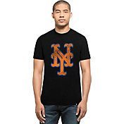 '47 Men's New York Mets Black T-Shirt