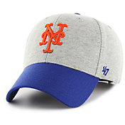 '47 Men's New York Mets Retent MVP Grey Adjustable Hat