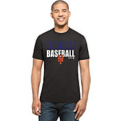 '47 Men's New York Mets Splitter Grey T-Shirt
