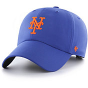 '47 Men's New York Mets Repetition Clean Up Adjustable Hat