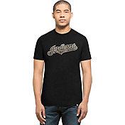 '47 Men's Cleveland Indians Black Club T-Shirt