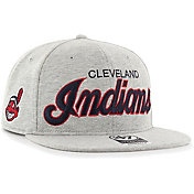 '47 Men's Cleveland Indians Honshu Captain Grey Adjustable Snapback Hat