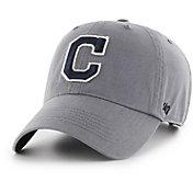'47 Men's Cleveland Indians Borderline Clean Up Navy Adjustable Hat