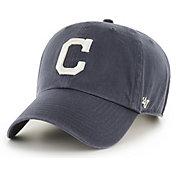 '47 Women's Cleveland Indians Clean Up Adjustable Hat