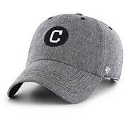 '47 Men's Cleveland Indians Herring Clean Up Navy Adjustable Hat