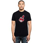 '47 Men's Cleveland Indians Navy Club T-Shirt