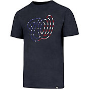 '47 Men's Washington Nationals Navy Club T-Shirt