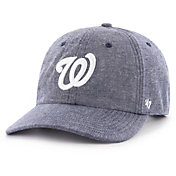 '47 Men's Washington Nationals Emery Clean Up Adjustable Hat