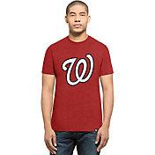 '47 Men's Washington Nationals Red Club T-Shirt