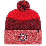 '47 Men's Washington Nationals Static Red Knit Hat