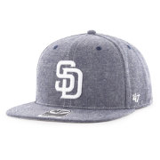 '47 Men's San Diego Padres Emery Captain Adjustable Snapback Hat