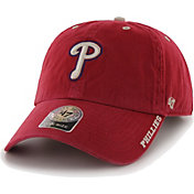 '47 Men's Philadelphia Phillies Ice Clean Up Red Adjustable Hat