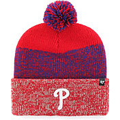 '47 Men's Philadelphia Phillies Static Red Knit Hat