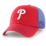 '47 Men's Philadelphia Phillies Taylor Closer Red Fitted Hat