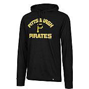 '47 Men's Pittsburgh Pirates Splitter Pullover Hoodie