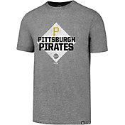 '47 Men's Pittsburgh Pirates Rival T-Shirt