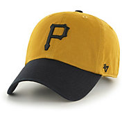 '47 Men's Pittsburgh Pirates Clean Up Gold Adjustable Hat
