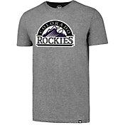 '47 Men's Colorado Rockies Grey Club T-Shirt