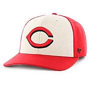 '47 Men's Cincinnati Reds Inductor MVP Red Adjustable Hat