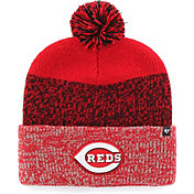 '47 Men's Cincinnati Reds Static Red Knit Hat