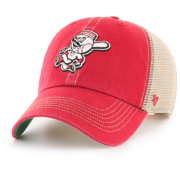 '47 Men's Cincinnati Reds Trawler Clean Up Adjustable Hat