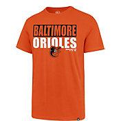 '47 Men's Baltimore Orioles Blockout T-Shirt