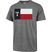 '47 Men's Texas Rangers Rival T-Shirt