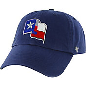 '47 Men's Texas Rangers Clean Up Royal Adjustable Hat