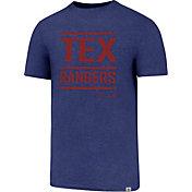 '47 Men's Texas Rangers High Point Royal T-Shirt
