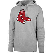 '47 Men's Boston Red Sox Headline Pullover Hoodie