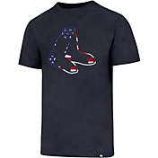 '47 Men's Boston Red Sox Navy Club T-Shirt