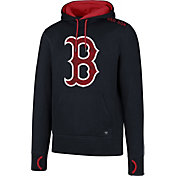 '47 Men's Boston Red Sox Navy Pullover Hoodie