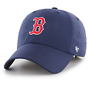 '47 Men's Boston Red Sox Repetition Clean Up Adjustable Hat