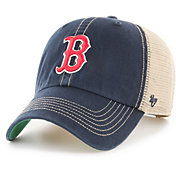 '47 Men's Boston Red Sox Trawler Clean Up Adjustable Hat