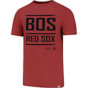'47 Men's Boston Red Sox High Point Red T-Shirt