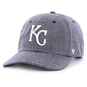'47 Men's Kansas City Royals Emery Clean Up Adjustable Hat