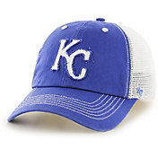'47 Men's Kansas City Royals Taylor Closer Royal Fitted Hat