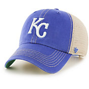 '47 Men's Kansas City Royals Trawler Clean Up Adjustable Hat