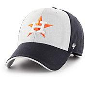 '47 Men's Houston Astros Huntsburg MVP Adjustable Hat