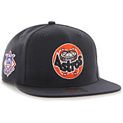 '47 Men's Houston Astros Sure Shot Adjustable Snapback Hat