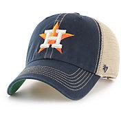 '47 Men's Houston Astros Trawler Clean Up Adjustable Hat