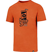"'47 Men's Houston Astros Orange ""The Juice Box"" Club T-Shirt"