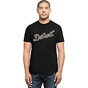 '47 Men's Detroit Tigers Black Club T-Shirt
