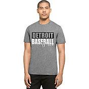 '47 Men's Detroit Tigers Grey Club T-Shirt
