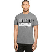 '47 Men's Detroit Tigers Grey Club T-Shirt